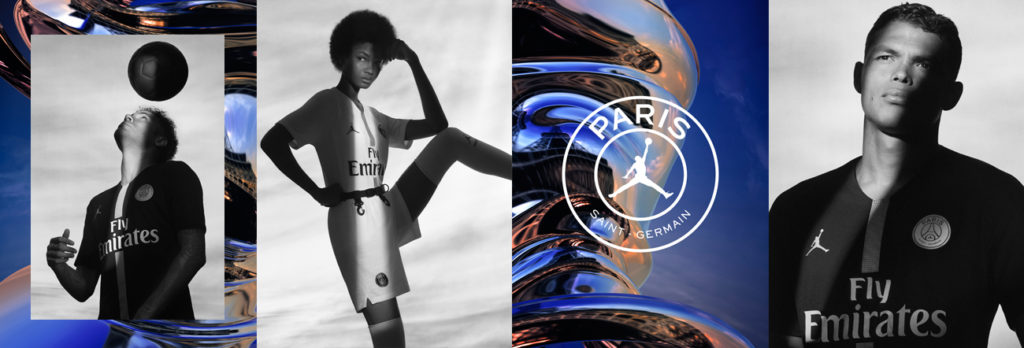 Maillot 'Third' PSG X Air Jordan