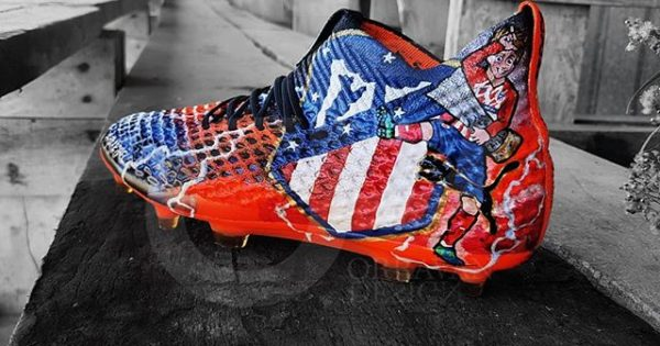 Chaussure de foot personnalisée Puma Future Antoine Griezmann