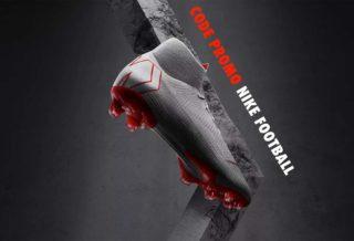 Code Promo Nike Football -20% sur les Chaussures et Maillots de Foot