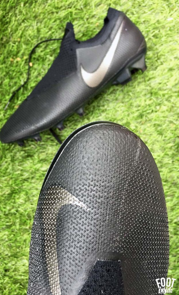 Durabilité et fragilité des chaussures Nike Phantom Vision
