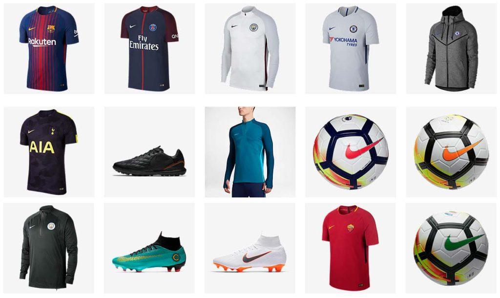 Promotion 2018 - Code Promo Nike Football NJOY20
