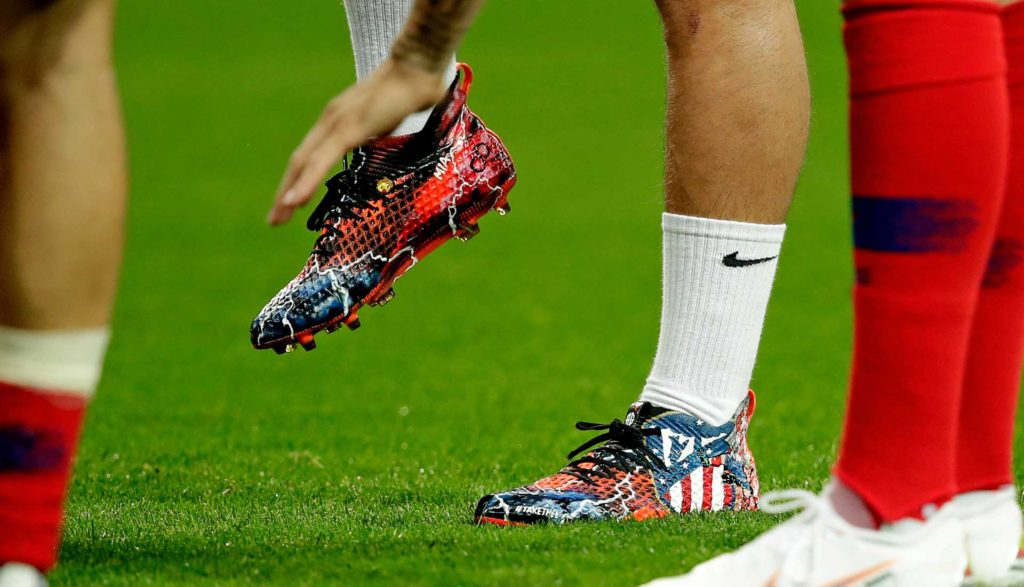 Chaussure de football Puma Future Personnalisée par Orravan Design