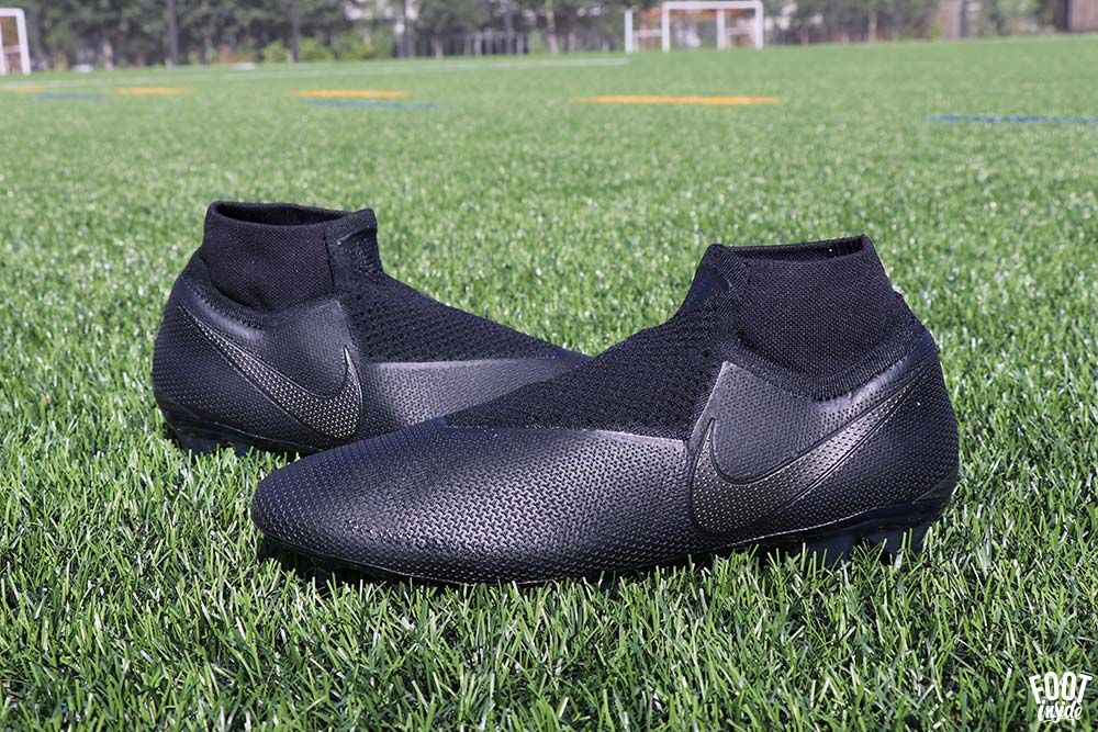 Test et Avis Chaussures de Football Nike Phantom Vision Elite FG