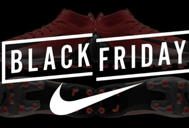 Nike Football Black Friday 2019 : Les meilleures offres