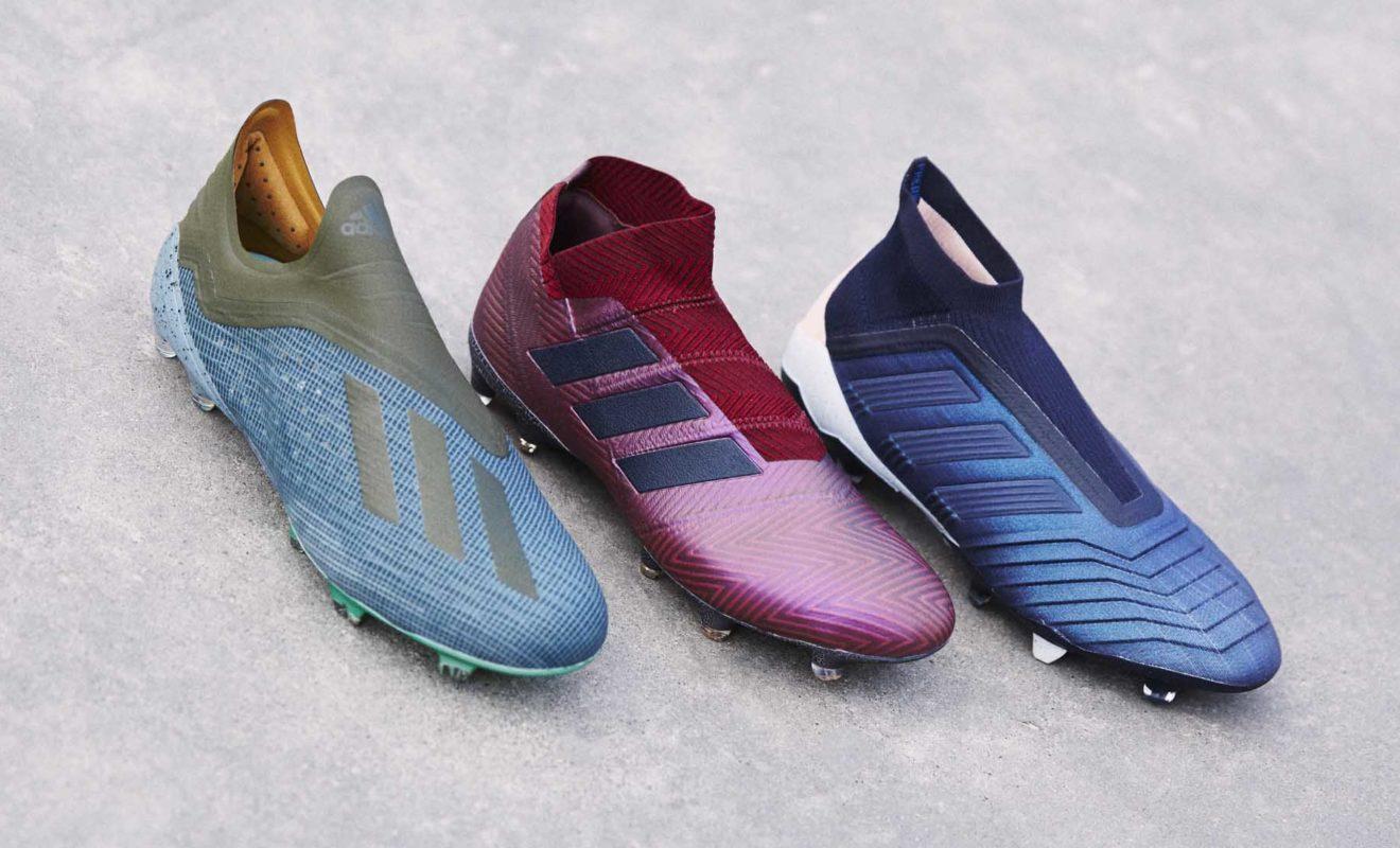 adidas Football dévoile son nouveau pack Cold Mode pour l
