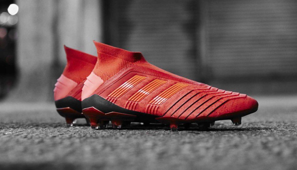Chaussures de foot Predator 19+ Initiator pack
