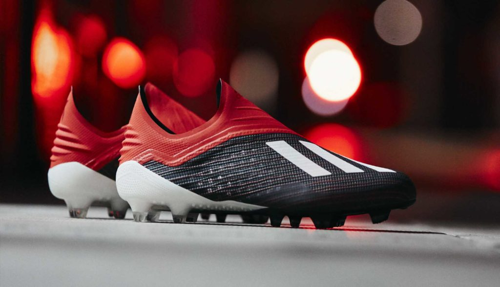 Chaussures de foot adidas X18+ Initiator pack