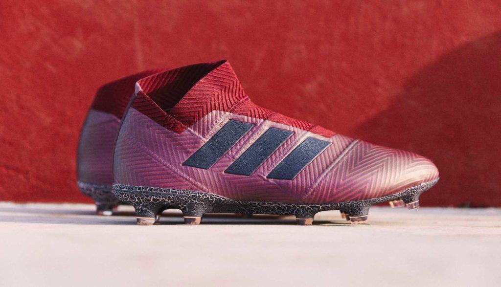 chaussure de foot adidas Nemeziz18 Cold Mode Pack