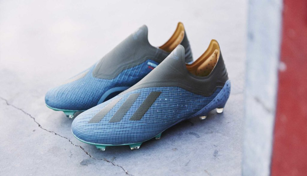 chaussure de foot adidas X18 Cold Mode Pack