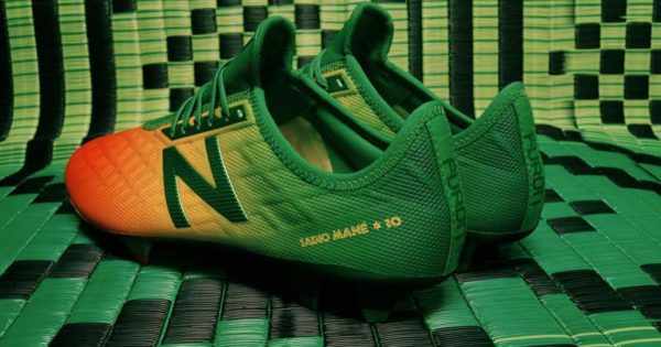 chaussure new balance furon 4.0 pour Sadio Mané