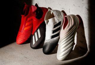 adidas football présente son nouveau pack Initiator