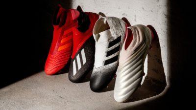 Chaussures de football adidas Intiator Pack