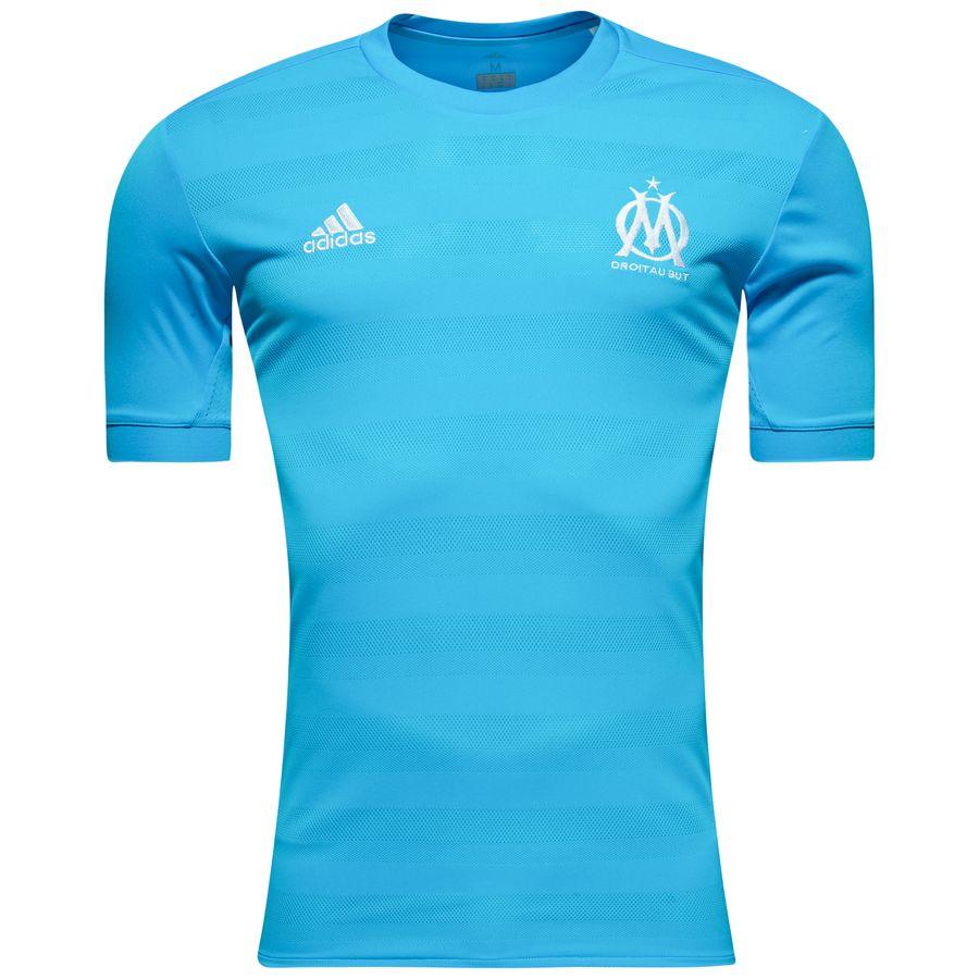 Maillot de foot OM Marseille Extérieur 2017-18 BK5394