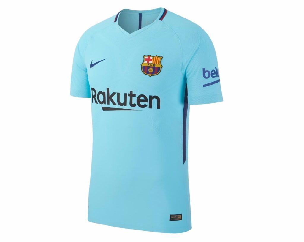 Maillot de football FC Barcelona Stadium Away 2017-18