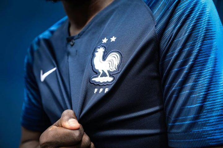Restock du Maillot de l'équipe de France FFF 2 étoiles