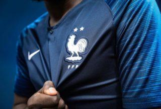 Où acheter le maillot France 2 étoiles FFF Champion du monde 2018