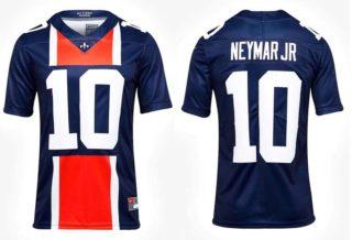 Nike dévoile des maillots de foot en mode NFL