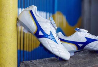 Mizuno Wave Cup Legend: réédition d'une chaussure légendaire