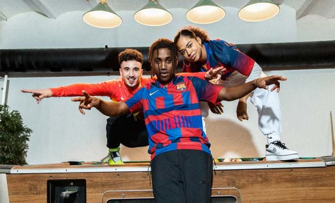 Nike maillot collector FC Barça