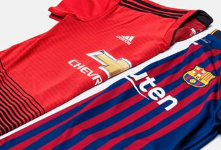 Black Friday: Top 10 des maillots de Foot en Soldes