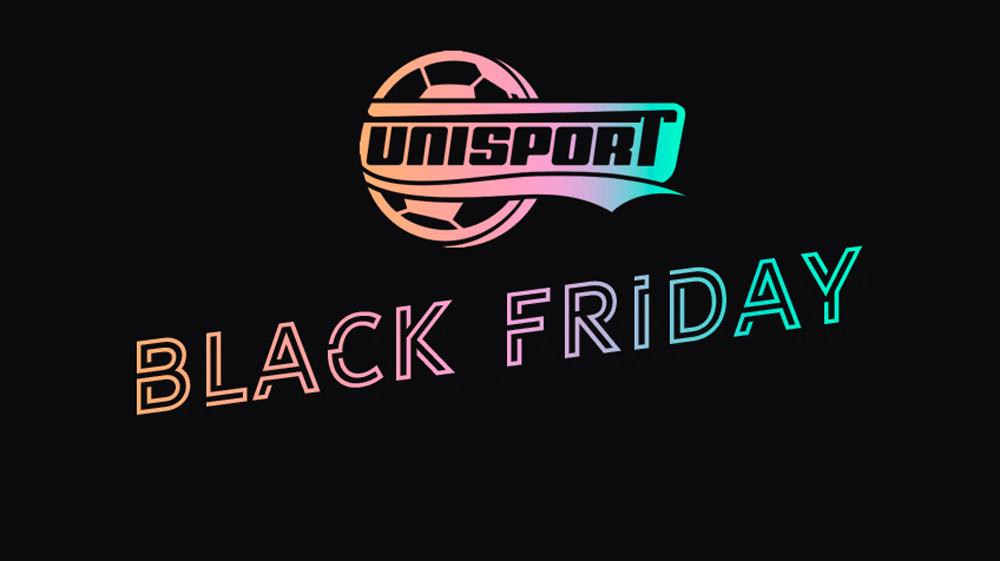 Offre promotionnelle Black Friday Chez Unisport