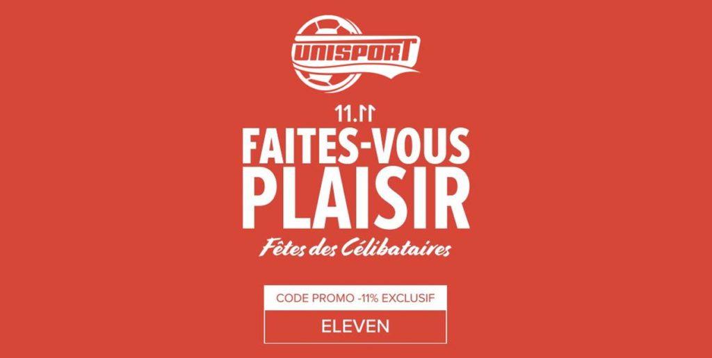 Unisport Promotion fêtes des célibataires