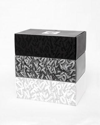 adidas Glitch Skins par Nairone Box