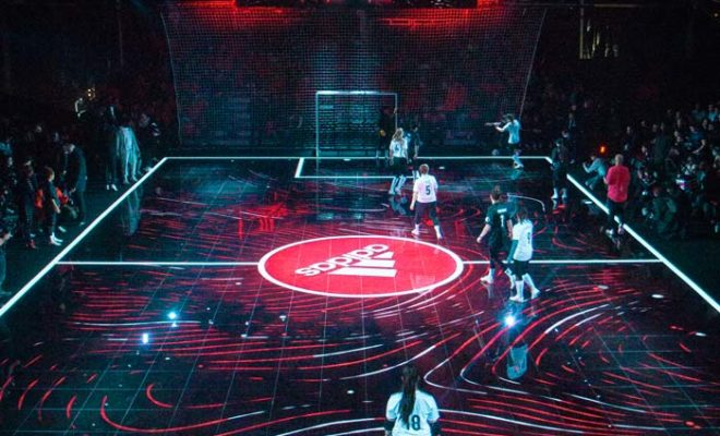 adidas Tango League Finale 2018