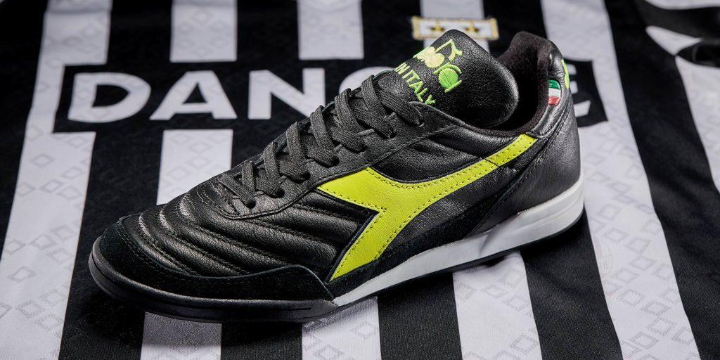 "Chaussure de foot Diadora Golden Boy ""Ballon d'Or"""