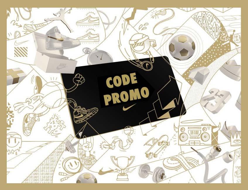 Code Promo Nike Décembre 2018