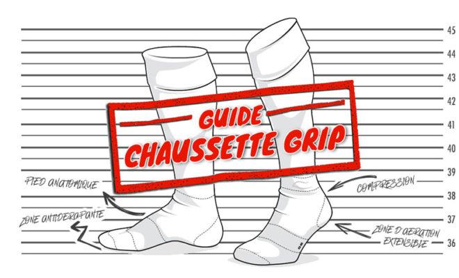 Guide des Chaussettes antidérapante Test et Avis