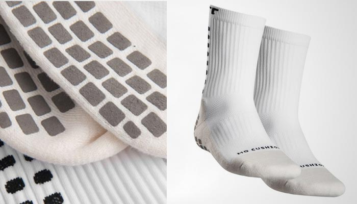 TRUSOX chaussette antidérapante