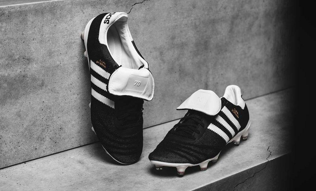 nouvelle chaussure de football adidas COPA70 primeknit