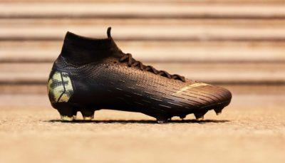 chaussure de football Nike Mercurial Superfly Black Lux