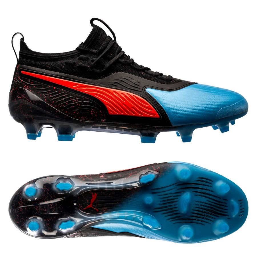 chaussure PUMAOne 19.1 Netfit FG-AG Power Up