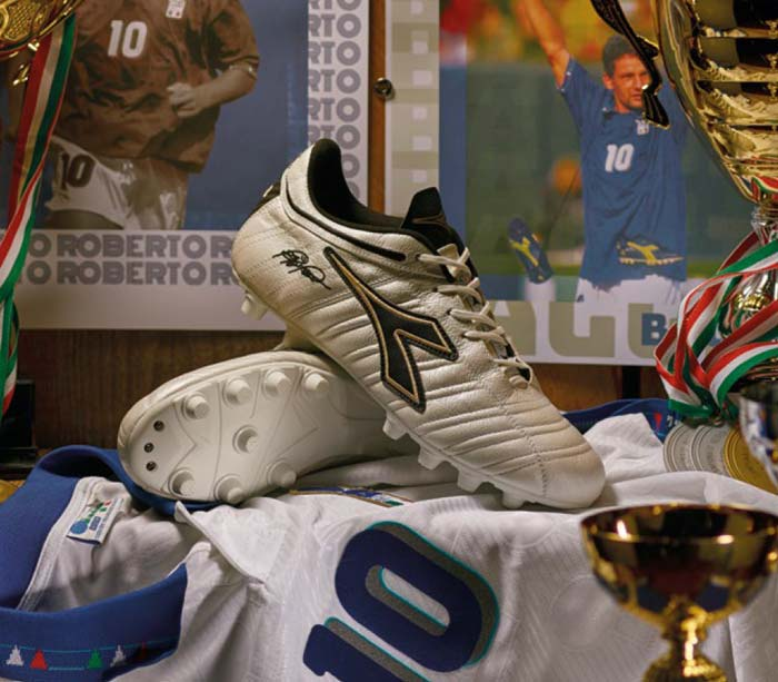 Chaussures de football Baggio 03 made in italy