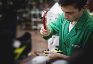 Diadora: la qualité des chaussures de foot « made in Italy »