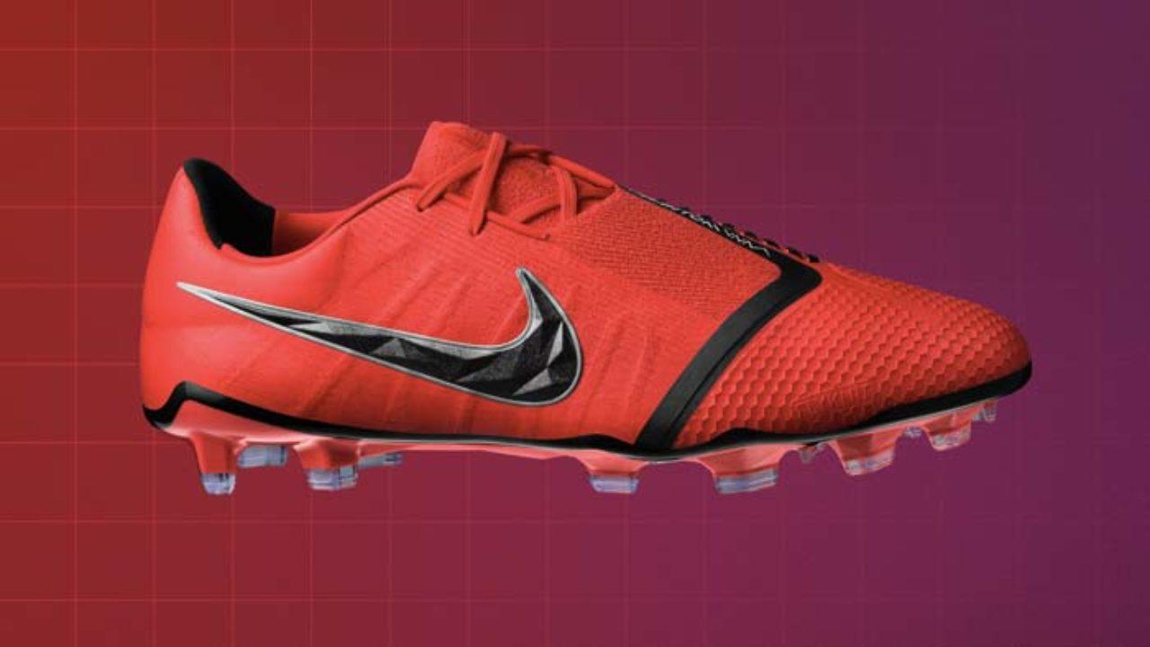 Nike Phantom Venom, la nouvelle chaussure de football pour