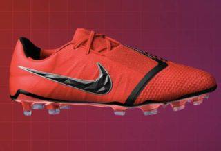 Nouvelle Nike phantom Venom, la chaussure des buteurs