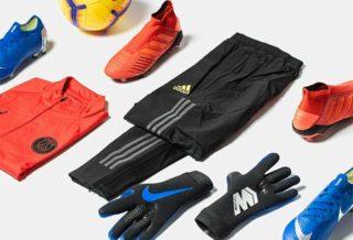 Soldes Football Unisport : des milliers d'articles de football en promotion