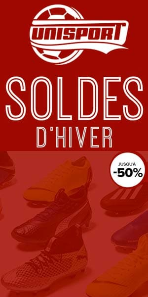 Soldes Unisport Store Football Hiver 2019