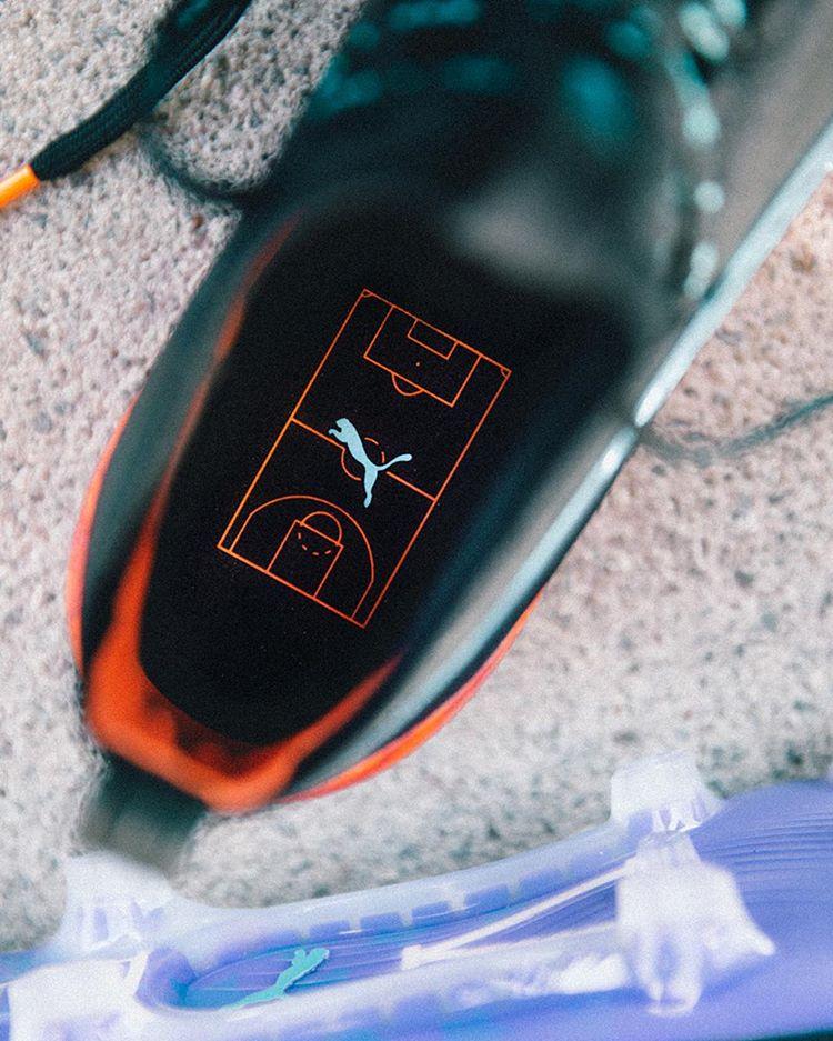 chaussure de foot Puma MVP pack