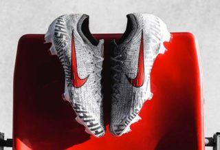 "Chaussure de foot Nike Mercurial NeymarJR ""Silêncio"""