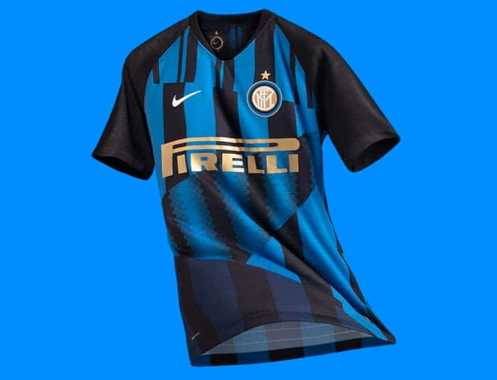 Inter Milan 2019: un Maillot Mashup dévoilé par Nike Football
