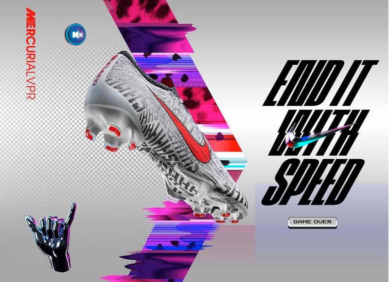 Nike Mercurial Vapor NeymarJR Silencio