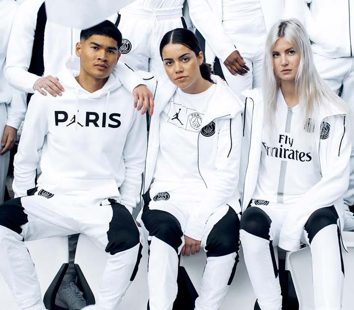 PSG X Jordan Brand 2019