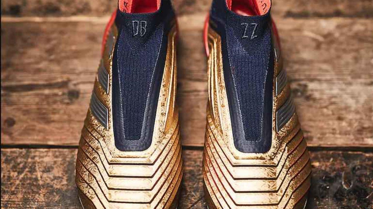 nouvelle chaussure de foot adidas predator 19+ edition