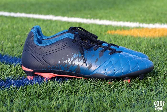 chaussure de football decathlon agility 500 pour femme
