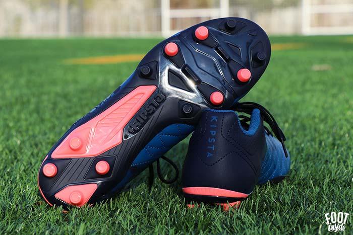 chaussures de football pour femme Decathlon pas cher
