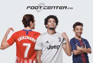 ᐅ Code promo Foot Center → -15% sur tout le site